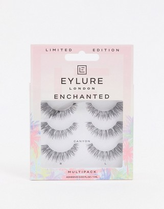 Eylure Enchanted Canyon Multipack False Lashes