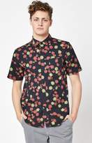 Obey Felix Short Sleeve Button Up Shirt