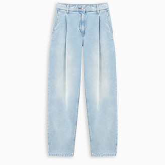 Magda Butrym Light-blue tapered jeans