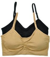 Anémone Women's 2 Or 4 Pack: Seamless Removable Strap Bras