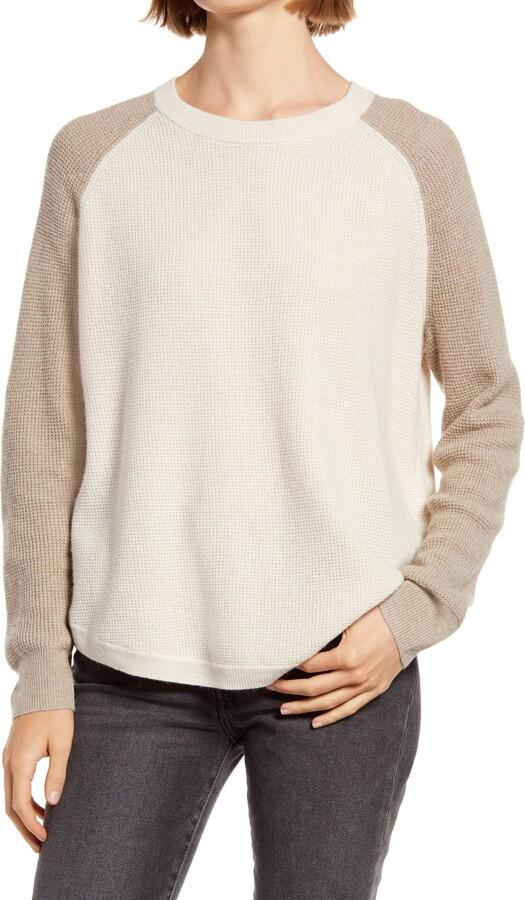 Jane Waffle Stitch Sweater