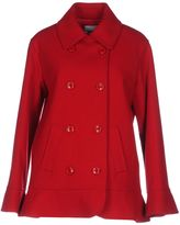 Moschino Cheap & Chic MOSCHINO CHEAP AND CHIC Coats - Item 41697944