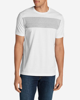 Eddie Bauer Men's Legend Wash Short-Sleeve T-Shirt - Stripe
