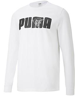 Puma Franchise Street Long-Sleeve Tee