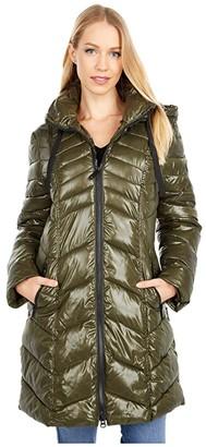 Sam Edelman 3/4 Packable (Spruce) Women's Clothing