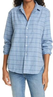 Frank And Eileen Eileen Plaid Flannel Button-Up Shirt