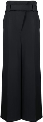Áeron High-Rise Belted Trousers