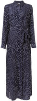 P.A.R.O.S.H. polka dot dress - women - Silk - M