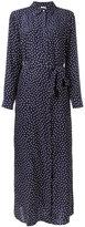 P.A.R.O.S.H. polka dot dress - women - Silk - M
