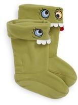 Hunter Boy's Alien Cuff Boot Socks