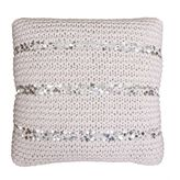 Thro Cori Knit Pillow - Square