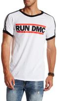 Bravado Run DMC Logo Soccer Graphic Tee