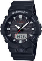 Casio G Shock Duo Mid Size GA800-1A Black Watch