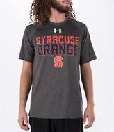 Under Armour Men's Syracuse Orange College Wordmark T-Shirt