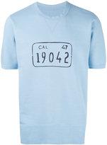 Visvim graphic printed T-shirt