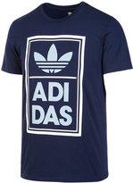 adidas Men's Box Logo T-Shirt, Only at Macy's