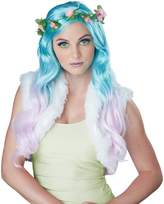 California Costumes Women's Floral Fantasy Wig