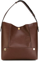 Stella McCartney Stella Popper hobo bag - women - Polyester - One Size