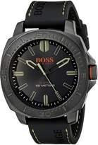 BOSS ORANGE Men's 1513254 SAO PAULO Analog Display Japanese Quartz Watch