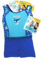 Aqua Leisure Boys 1pc Swim Trainer - SM