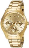 Esprit Women's Tracy ES106702002 Stainless-Steel Analog Quartz Watch