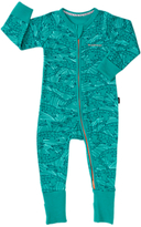 Bonds Baby Ribby Long Sleeve Wondersuit, Green