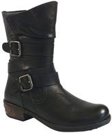 Bos. & Co. Black Katie Waterproof Leather Boot