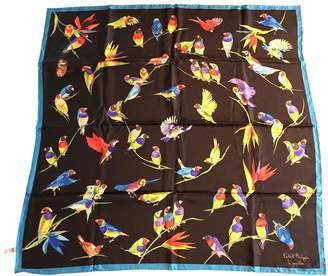 Patek Philippe Multicolour Silk Silk handkerchief