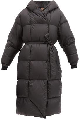 Max Mara Seico Coat - Black