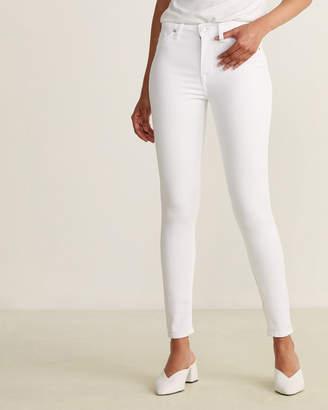 Hudson Blair High-Waisted Ankle Super Skinny Jeans