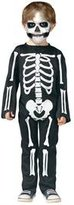 Fun World Costumes Toddler Scary Skeleton Costume Size Large