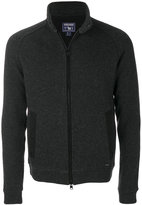 Woolrich zipped cardigan