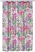 Lauren Conrad Watercolor Garden Shower Curtain