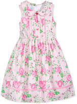 Laura Ashley Floral Dress, Toddler & Little Girls (2T-6X)
