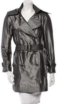 Chanel Silk Trench Coat w/ Tags