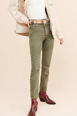 ROLLA'S Big Sur Slim Straight Jeans