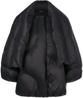 Maison Margiela puffer coat - women - Cotton/Polyamide/Goose Down - 42