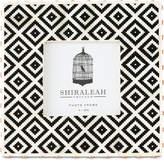 "Shiraleah Loft Ikat 4"" x 4"" Picture Frame"
