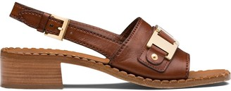 Prada Slingback Sandals