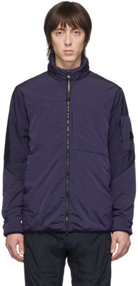 C.P. Company Purple CR-L Zip Up Jacket