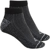 Columbia Dash Stripe No-Show Socks - 2-Pack, Below the Ankle (For Women)