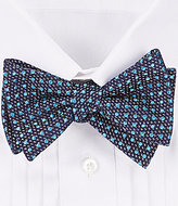 Daniel Cremieux Top Dotted Silk Bow Tie