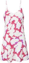 Lemaire printed slip dress - women - Silk - 36