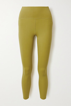 Nike Yoga Luxe Dri-fit Leggings - Light green