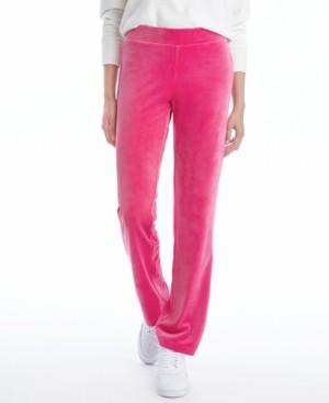 Juicy Couture Women's Long Velour Pant