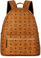 MCM Stark Backpack, Beige, One Size