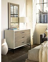 Universal Furniture Spencer Bedroom Dresser in Parchment Finish