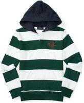 Ralph Lauren Boys' Bold Striped Hoodie