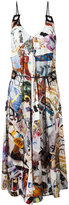 Christopher Kane archive print dress - women - Silk/glass - 38