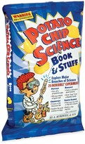 Workman Publishing Potato Chip Science Book & Stuff